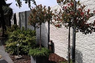 betonschutting